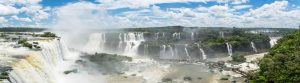assurances pvt Brésil : Les chutes d'ignaçu